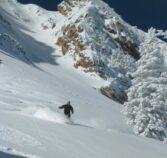Ski Snowbasin, Atomic Chalet